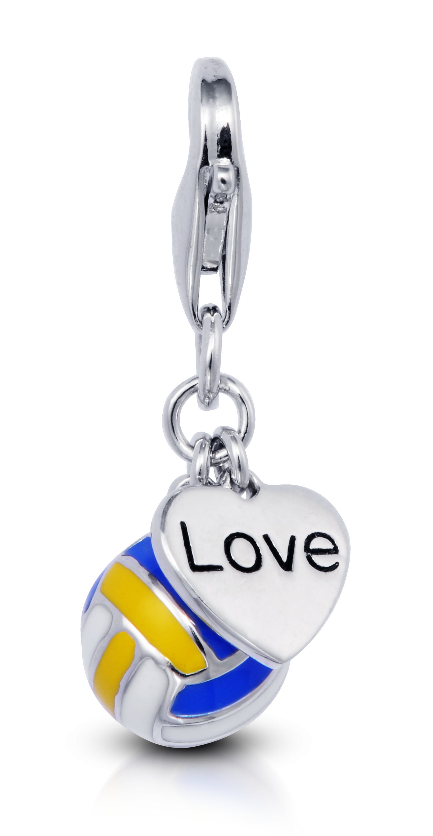 Love Volleyball Charm ...
